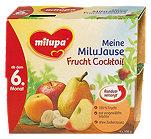 milupa Meine MiluJause Fruchtbrei Frucht Cocktail