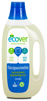 Ecover Flüssigwaschmittel Lavendel
