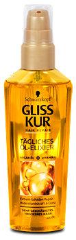 Gliss Kur Hair Repair Tägliches Öl-Elixier Haarkur
