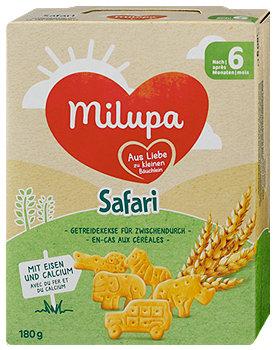 milupa Meine Safaris Kekse