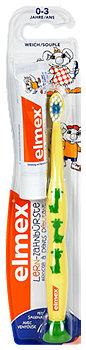 elmex Lern-Zahnbürste 0-3 Jahre weich sort.