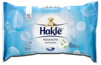 Hakle feuchte Toilettentücher Klassische Sauberkeit