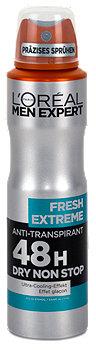 L'Oréal Men Expert Deodorant Fresh Extreme 48H Dry Non Stop