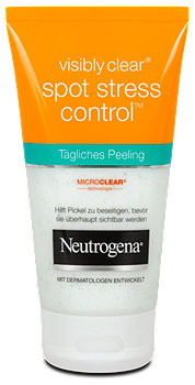 Neutrogena visibly clear Tägliches Peeling