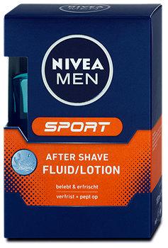 Nivea Men After Shave Lotion Sport