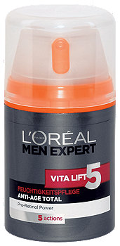 L'Oréal Men Expert Feuchtigkeitspflege Vita Lift 5