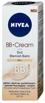 Nivea BB Cream 5-in1 Blemish Balm Hell