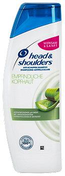 head&shoulders sensitive Anti-Schuppen Haarshampoo