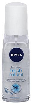 Nivea Deo-Zerstäuber fresh natural