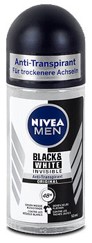 Nivea Men 48h Invisible Deo Roll-On