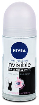 Nivea invisible For Black & White Clear Deo Roll-on