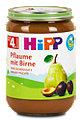 Hipp Fruchtbrei Pflaume mit Birne