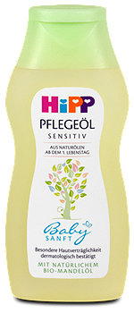 Hipp Babysanft Pflegeöl aus Naturölen
