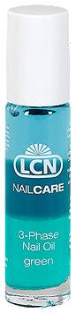 LCN Nail Care 3-Phasen Nagelöl grün