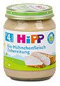Hipp Babymenü Bio-Hühnchenfleisch Zubereitung