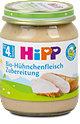 Hipp Menü Bio-Hühnchenfleisch Zubereitung