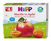 Hipp Frucht-Pause Marille in Apfel fein püriert