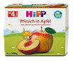 Hipp Frucht-Pause Fruchtbrei Pfirsich in Apfel fein püriert