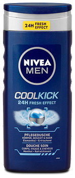Nivea Men Cool Kick Pflegedusche