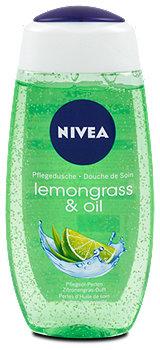 Nivea Lemongras & Oil Pflegedusche