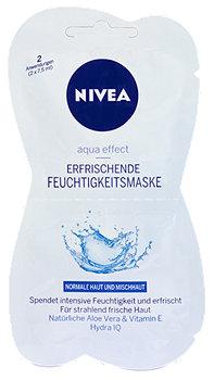 Nivea aqua effect Erfrischende Feuchtigkeitsmaske