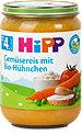 Hipp Menü Gemüsereis mit Bio-Hühnchen