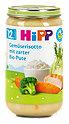 Hipp Menü Gemüserisotto mit zarter Bio-Pute