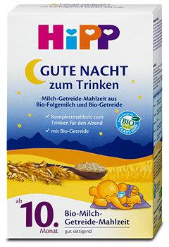 Hipp Gute-Nacht Bio-Milch-Getreide-Mahlzeit