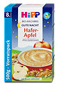 Hipp Bio-Milchbrei Gute Nacht Hafer Apfel