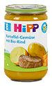 Hipp Menü Kartoffel-Gemüse mit Bio-Rind