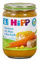 Hipp Menü Karotten mit Mais und Bio-Kalb