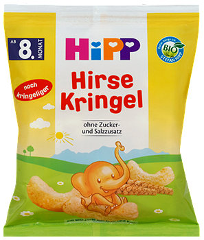 Hipp Hirse-Kringel
