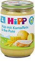 Hipp Menü Mais mit Kartoffeln & Bio-Pute