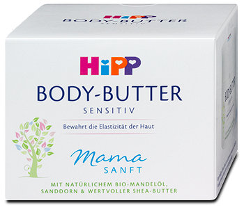 Hipp Mama Sanft Body-Butter