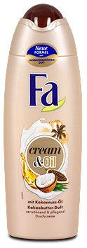 Fa Cream & Oil Kakaobutter mit Kokosöl Duschcreme