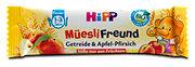 Hipp Müesli Freund Getreide & Apfel-Pfirsich Müsliriegel