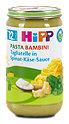 Hipp Menü Pasta Bambini Tagliatelle in Spinat-Käse-Soße