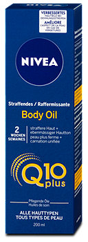 Nivea Straffendes Body Oil Q10 plus
