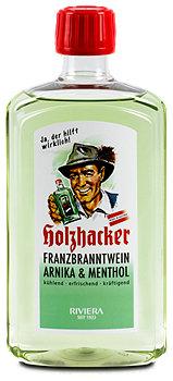Holzhacker Franzbranntwein Arnika & Menthol