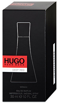 Hugo Boss Hugo Deep Red Woman EdP