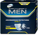 Tena Men Discreet Protection Einlagen Mittel