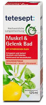 tetesept Muskel & Gelenk Bad