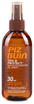 Piz Buin Tan & Protect Öl Spray LSF 30