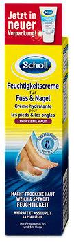 Scholl Feuchtigkeitscreme für Fuß & Nagel