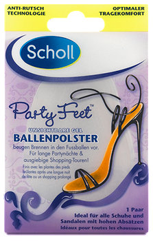 Scholl Party Feet Ballenpolster