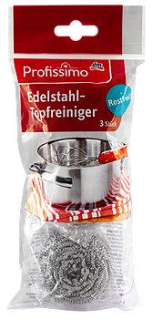 Profissimo Edelstahl-Topfreiniger