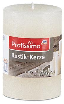 Profissimo Rustik-Kerze klein