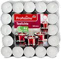 Profissimo Teelichter in Aluhülle
