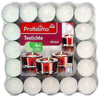 Profissimo Teelichte