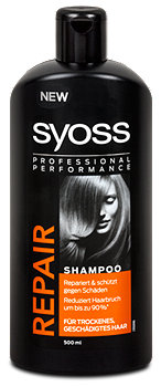 syoss Repair Therapy Haarshampoo